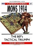 Mons 1914, David Lomas, 1855325519