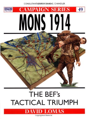 Mons 1914 Tactical Triumph Campaign