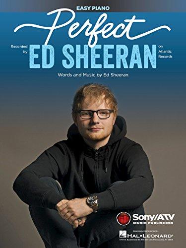 Ed Sheeran - Perfect - EASY PIANO Sheet Music Single (Single Sheet Music)