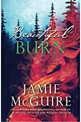 Beautiful Burn: A Novel (The Maddox Brothers Book 4) Paperback