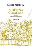 capa de A Divina Comédia - 3 Volumes
