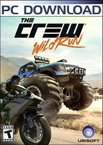 (The Crew Wild Run Expansion [Online Game Code])