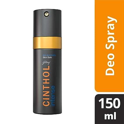Godrej Cinthol Deo Spray � Intense, 150 ml