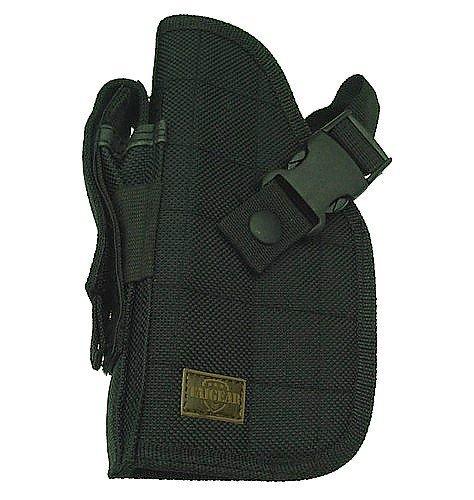 New Left Hand Black Tactical Gear Belt Holster Taigear