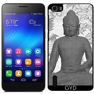 Funda para Huawei Honor 6 - Batik Buda by wamdesign