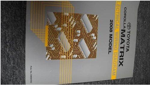 2008 Toyota Corolla Matrix Electrical Service Manual
