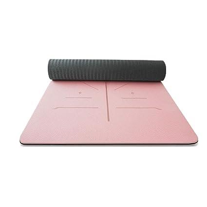 Colchoneta/Manta De Yoga TPE Slip 8mm De Espesor para ...