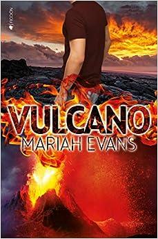 Book's Cover of Vulcano (FICCION) (Español) Tapa blanda – 28 octubre 2019