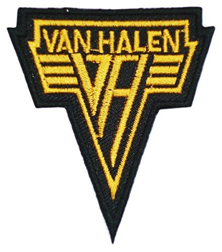 Van Halen Embroidery Iron on