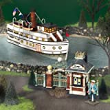Department 56 Christmas in the City East Harbor Ferry