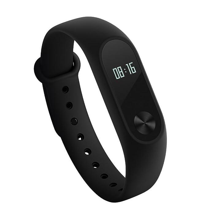 Amazon.com: Xiaomi Mi Band 2 Fitness Activity Tracker Smart ...