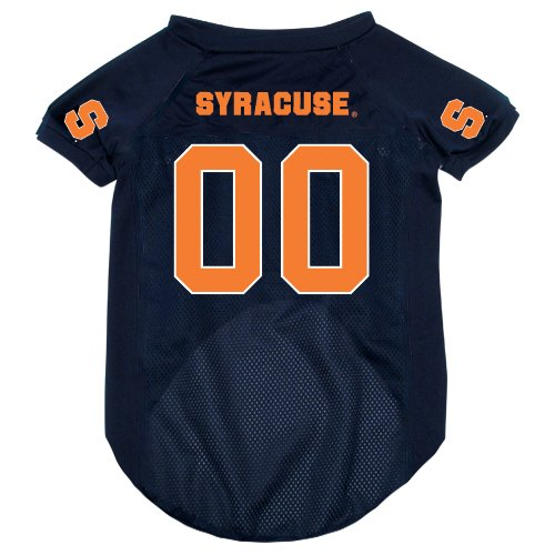 NCAA Syracuse Orange Pet Jersey,  X-Large