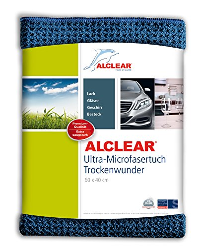 alclear-820901-ultra-microfiber-cloth-dry-wonder-after-car-wash-navy-size-2362-x-1575-in