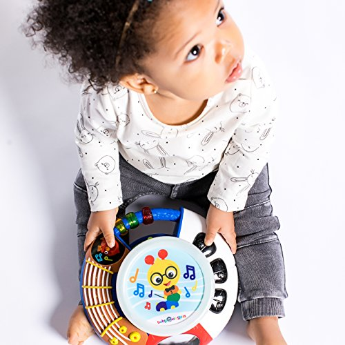 51SM LKbaoL - Baby Einstein Music Explorer Musical Toy with Lights and Melodies, Ages 3 months +