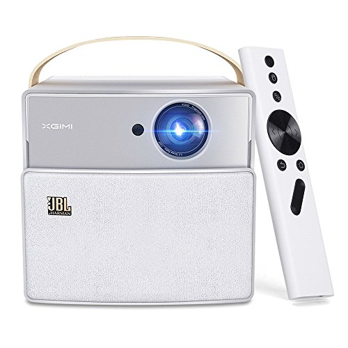 XGIMI CC Aurora Portable Cinema 3D LED DLP Projector, Smart Android WiFi...