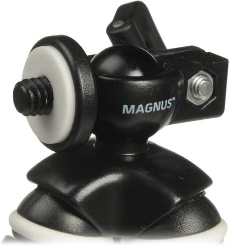 6 Pack Yellow Magnus Tiny Grip Flexible Tripod