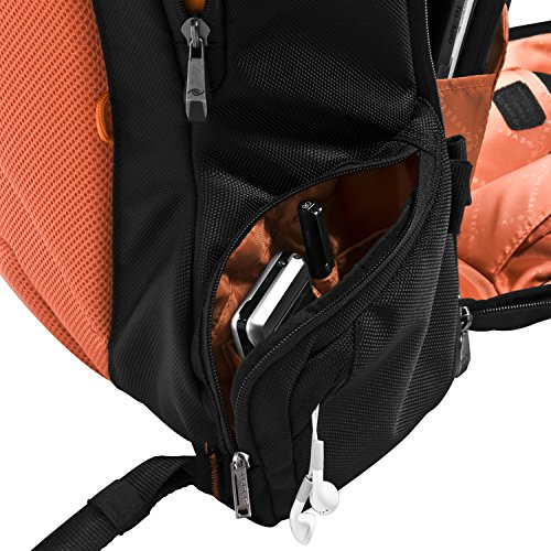 Everki Beacon Laptop Backpack with Gaming Console Sleeve, Fits up to 18-Inch (EKP117NBKCT) by Everki (Image #6)