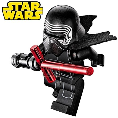 1pc Kylo Ren Minifigures Building Blocks Toy Star Wars Custom Lego #144 (Authentic Joker Costume)
