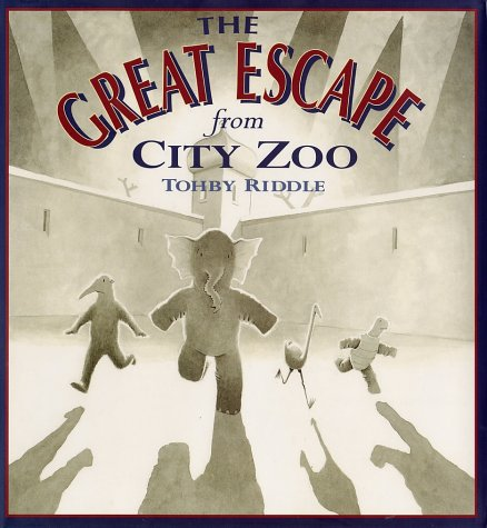 Image result for the great escape from city zoo