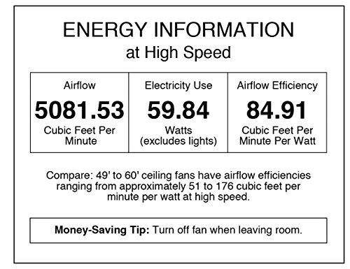 Buy energy efficient ceiling fans