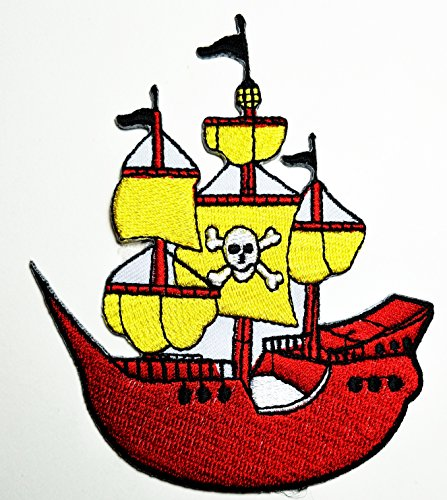 Best pirate iron on patches for kids list