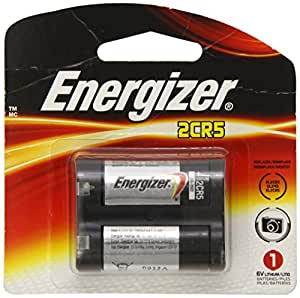Amazon.com: Energizer EL2CR5BP Advanced Photo Lithium