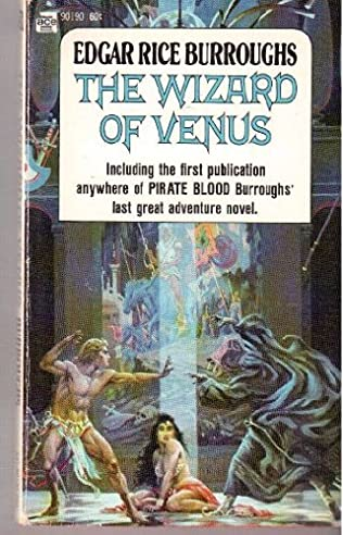 book cover of The Wizard of Venus