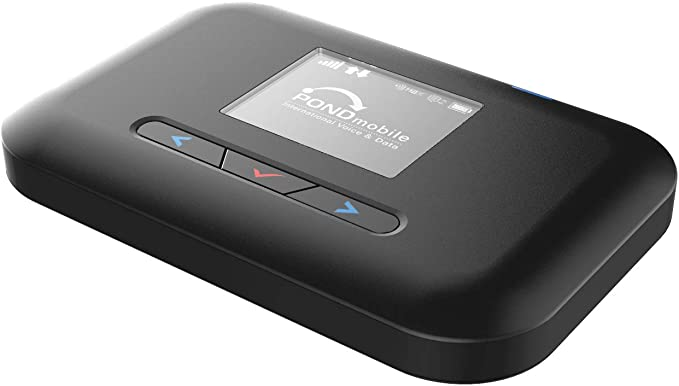** USED ** Skyroam Mobile Global Unlimited Data Internet Hotspot with NO ROAMING