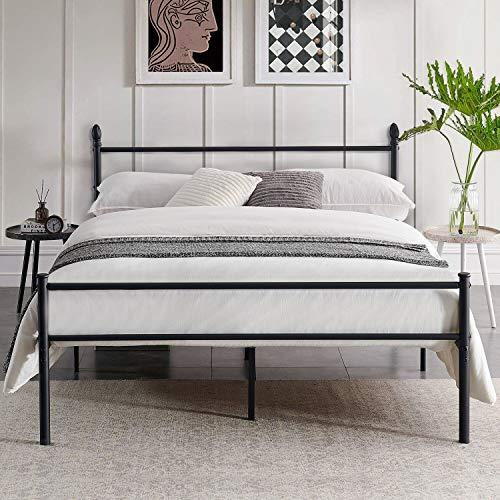 VECELO Metal Bed Frame