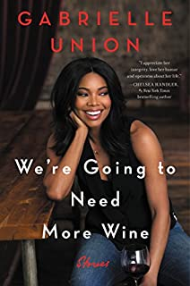 Book Cover: We're going to need more wine : stories