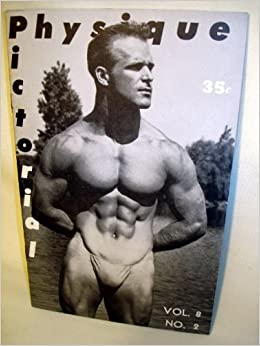 UNCIRCULATED PHYSIQUE PICTORIAL GAY INTEREST BOB MIZER AMG BEEFCAKE VOL 11 #1