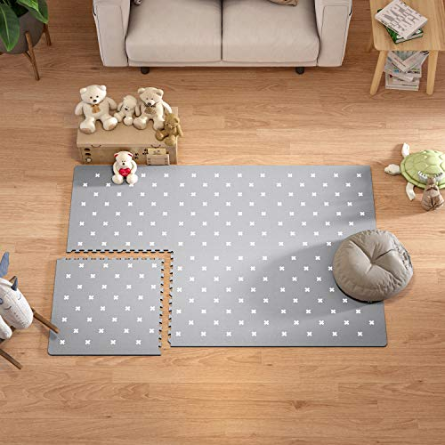 Baby Play Mat Non Toxic Foam Puzzle Floor Mat for Kids