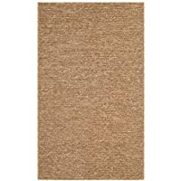 Safavieh Natural Fiber Collection NF510A Hand-Woven Natural Seagrass Runner (23 x 6)