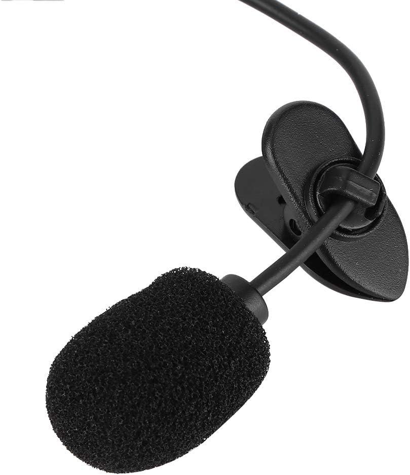 Qiilu M/ódulo Bluetooth AUX adaptador de 2 cables RCA con micr/ófono manos libres para Alpine para Pioneer para Sony