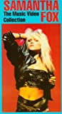 Samantha Fox: The Music Video Collection [VHS]