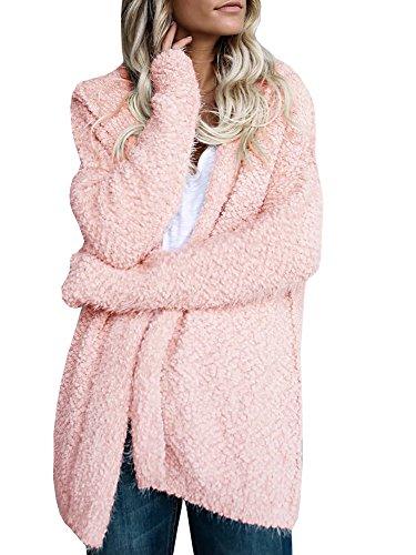 Layered Cardigan Sweater - 9