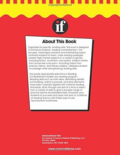 Amazon.com: Reading Comprehension, Grades 5 - 6 (The 100+ Series ...