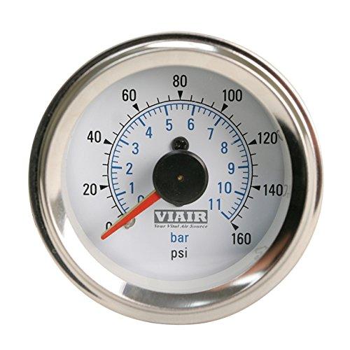 - VIAIR 90083 Dual Needle Gauge