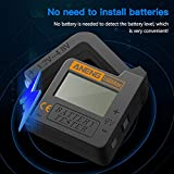 CGGO 168MAX Battery Tester,Suitable for AA AAA C D
