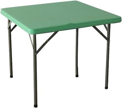 NJLC Tavoli Pieghevoli Tavolini Tavolo da Tavolino Campeggio per Letto Domestico,A