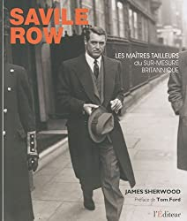 Savile Row (French Edition)