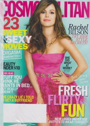 Cosmopolitan May 2013 Rachel Bilson (Fresh Flirty - Bilson Rachel Style