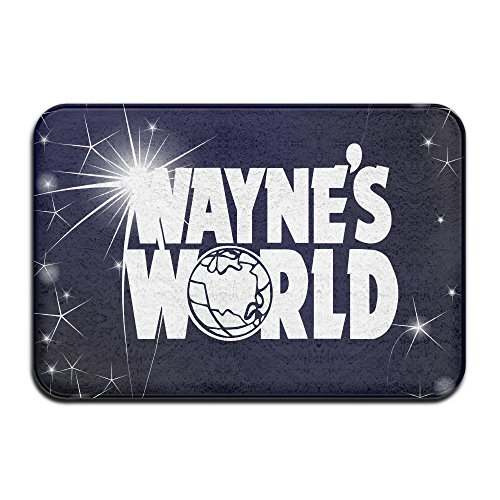 Wayne's World Garth Costume (MEGGE Wayne's World Entrance Mat)