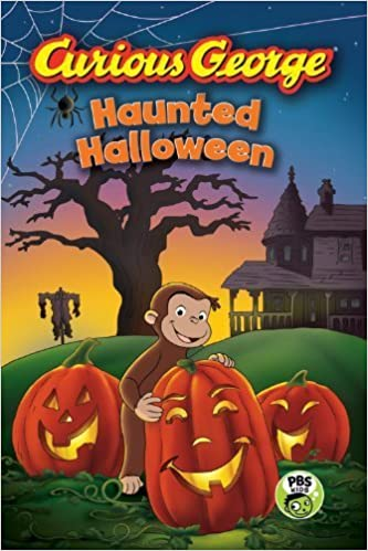 Curious George Haunted Halloween (CGTV Reader) by Rey, H. A. (2014)