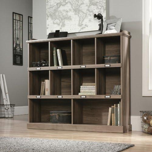 Sauder Barrister Lane 47.52 Bookcase Engineered Wood Salt Oak