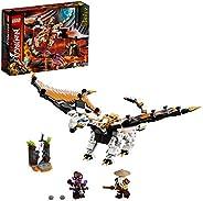 Lego Ninjago O Dragão de Combate de Wu 71718
