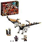 LEGO Ninjago 71718 - Dragone da Battaglia di Wu (321 Pezzi)  LEGO