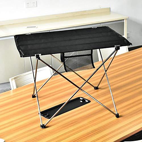 ShiXuan Mesa Plegable portátil Picnic Mesa de Comedor al Aire ...