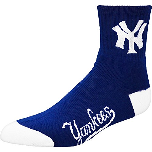 For Bare Feet MLB mens Men's Team Quarter Socks – Sports Center Store