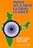 img - for India as a New Global Leader book / textbook / text book